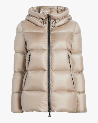 Seritte Quilted Puffer Jacket