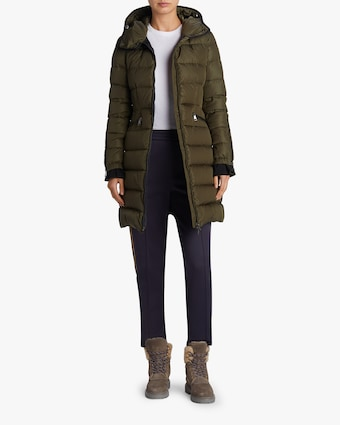 Betulong Long Quilted Jacket