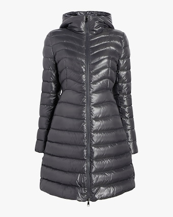 Authie Long Quilted Jacket