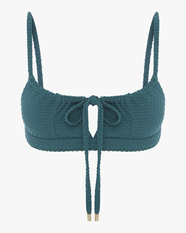 Fields Gathered Bralette Bikini Top