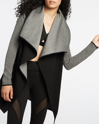 Michi Dusk Wrap Jacket 1