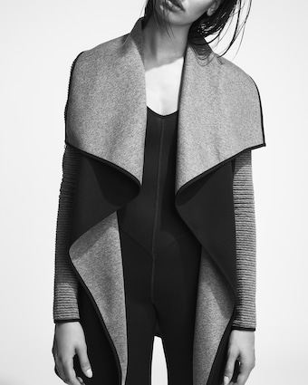 Michi Dusk Wrap Jacket 2