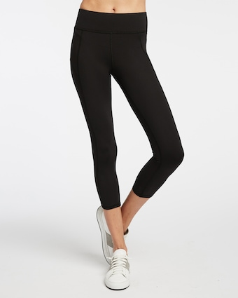 Stardust Crop Leggings