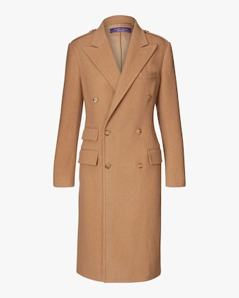 Ralph Lauren Collection British Warmer Coat 1