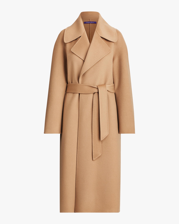 Leonarda Wrap Coat