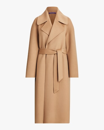 Ralph Lauren Collection Leonarda Wrap Coat 1