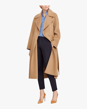 Ralph Lauren Collection Leonarda Wrap Coat 2