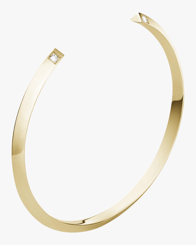 Diamond Greta Cuff Bracelet