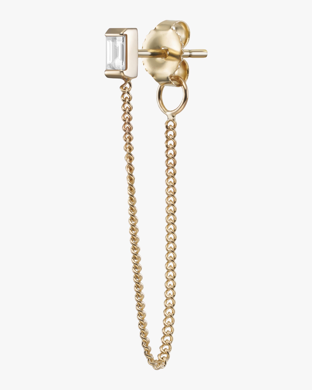 Selin Kent Gaia Single Chain Earring 1
