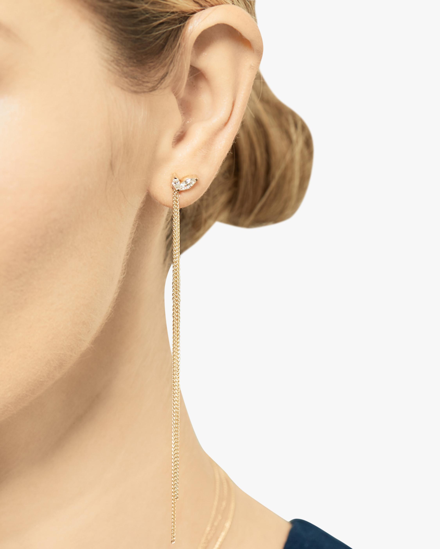 Selin Kent Defne Mismatched Earrings 2