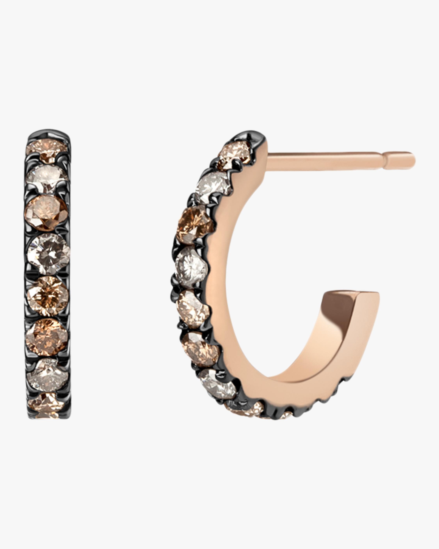 Terra Ingognita Huggie Hoop Earrings