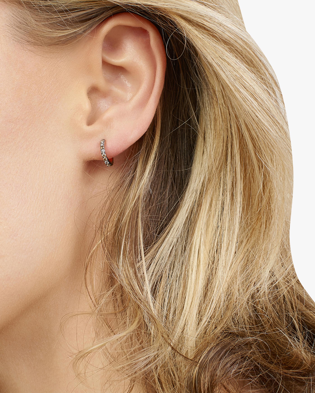 Selin Kent Terra Ingognita Huggie Hoop Earrings 1