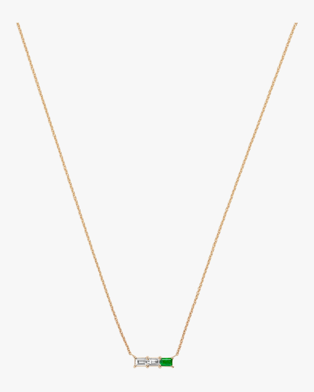 Selin Kent Rhea Emerald Necklace 2
