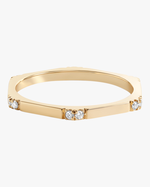 Selin Kent Hex Band Ring 0