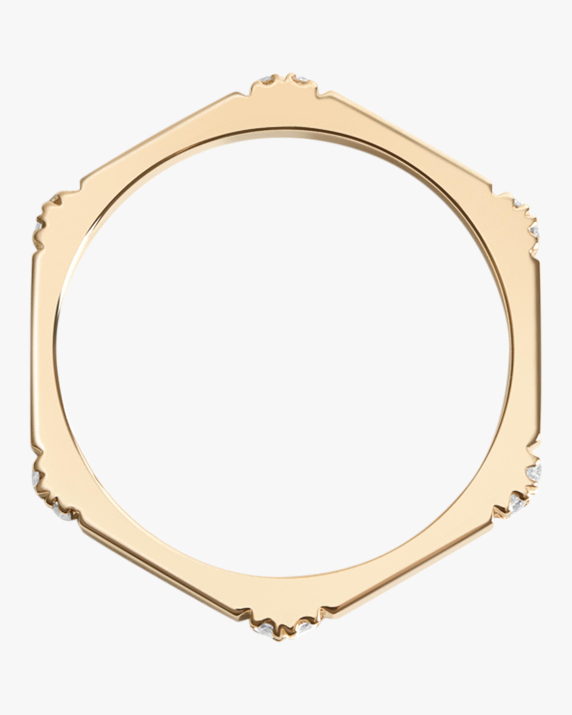 Selin Kent Hex Band Ring 2