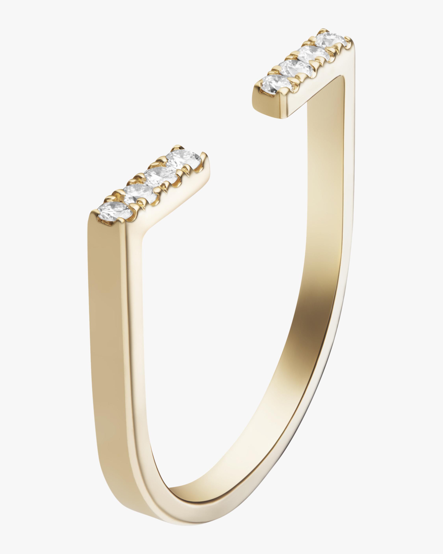 Selin Kent White Diamond Anais Ring 0