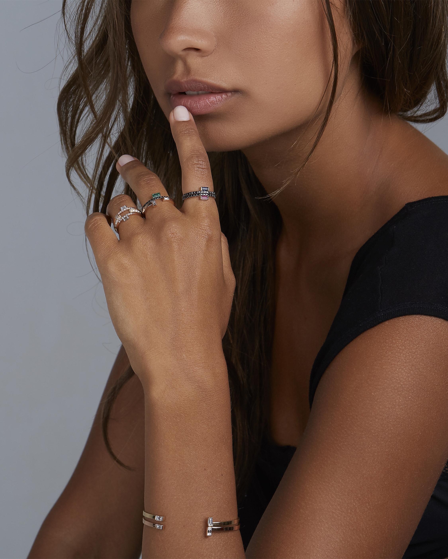 Selin Kent Black Diamond Nikita Ring 1