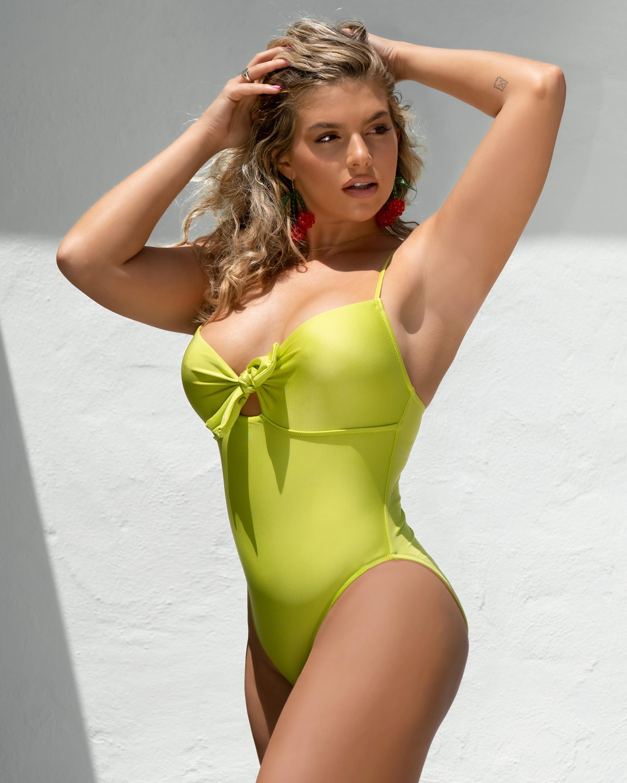 Sidway Swim The Diana One Piece Swimsuit 2