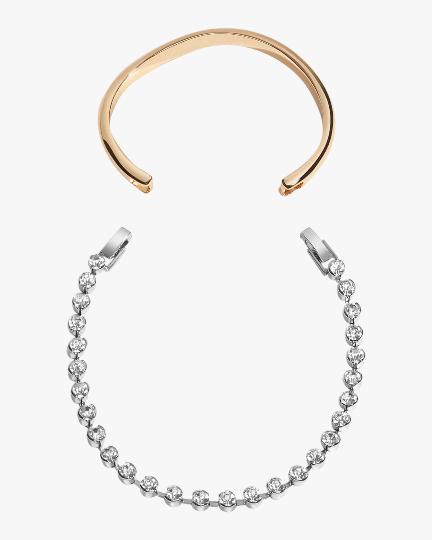 Venus Convertible Layered Cuff Bracelet