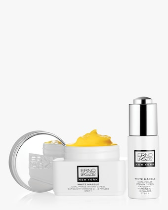 White Marble Dual Phase Vitamin C Peel