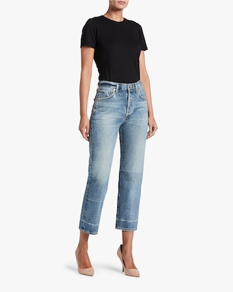 Emery Relaxed Straight Leg Jeans
