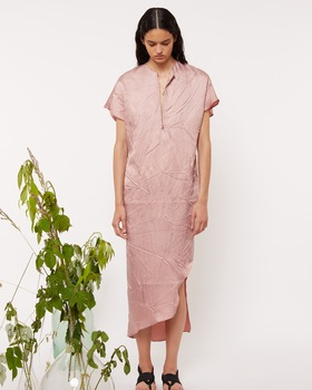 Tunic Calf Length Dress