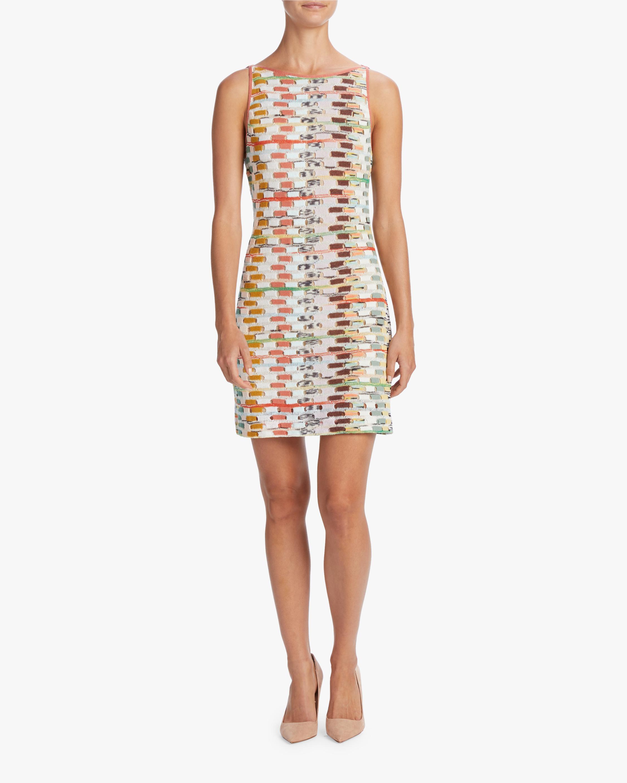 Missoni Multicolor Sleeveless Mini Dress 2