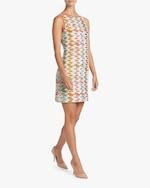 Missoni Multicolor Sleeveless Mini Dress 2