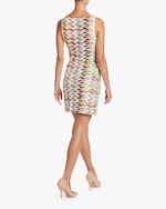 Missoni Multicolor Sleeveless Mini Dress 3