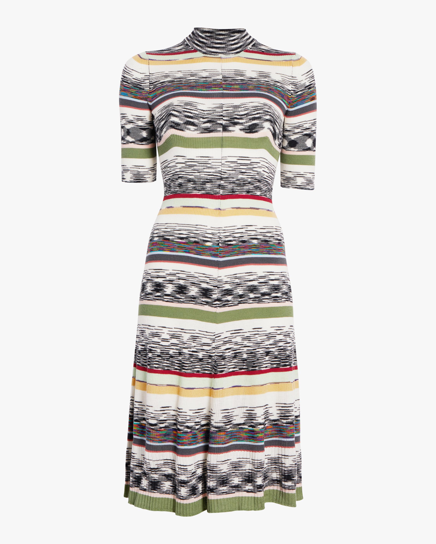 Missoni Mock Knit Dress 1