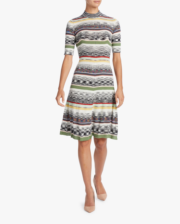 Missoni Mock Knit Dress 2