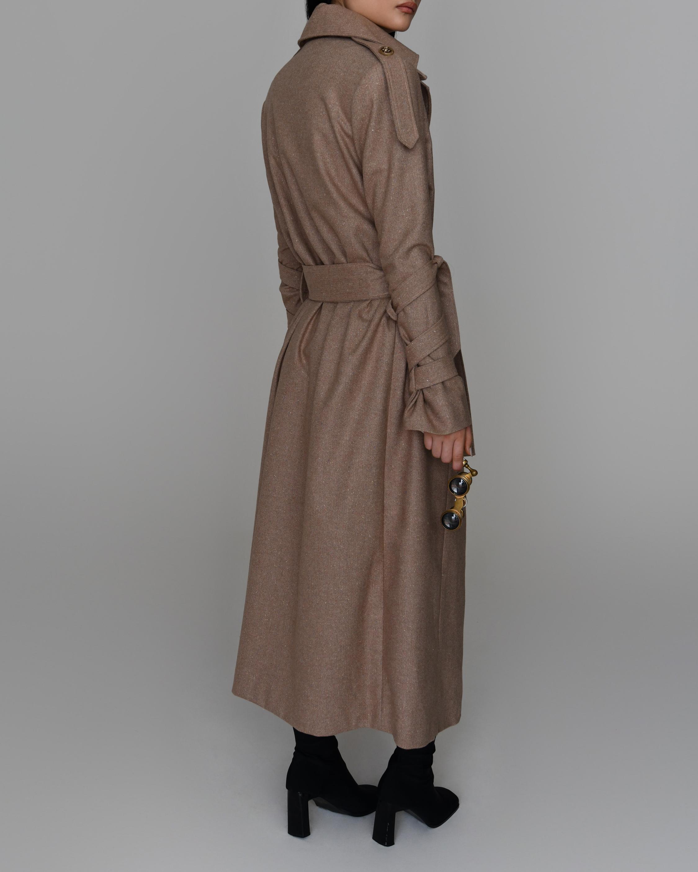 Lamar Trench Coat