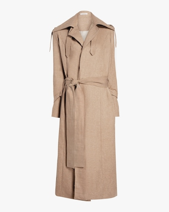 aaizél Lamar Trench Coat 1