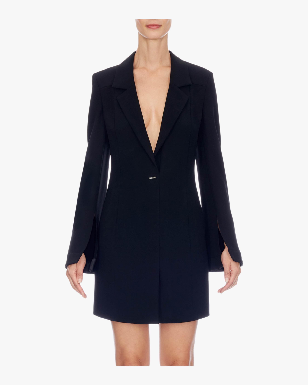 Tuxedo Dress