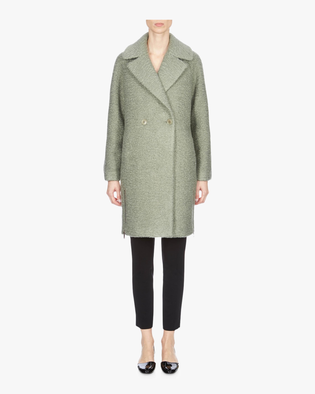 Emporio Armani Cocoon Coat 2