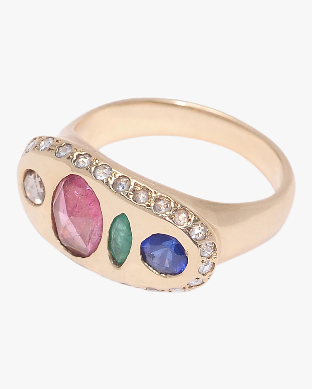 SCOSHA Frida Sky Ring 1