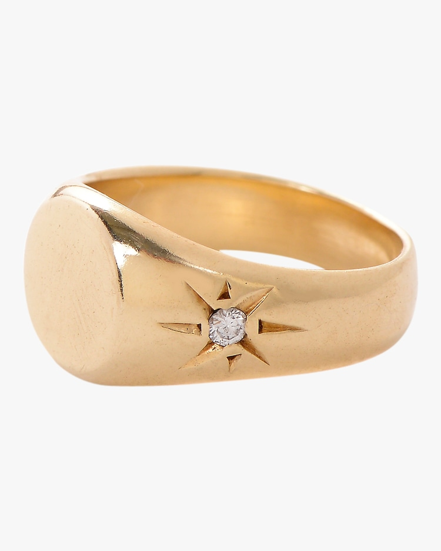 Pinky Signet Ring SCOSHA