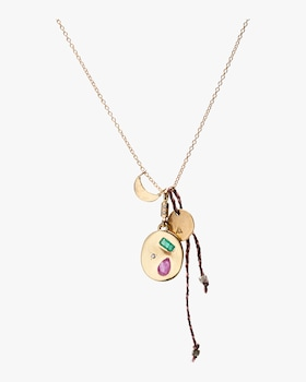 Night Market Charms Necklace