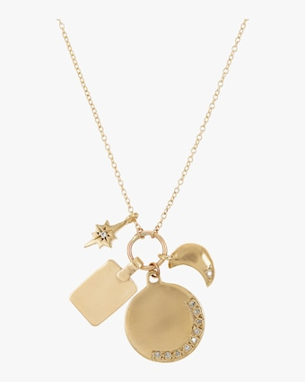 Classic Charms Necklace