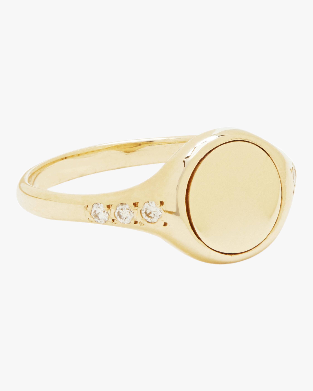 SCOSHA Classic Signet Ring 1