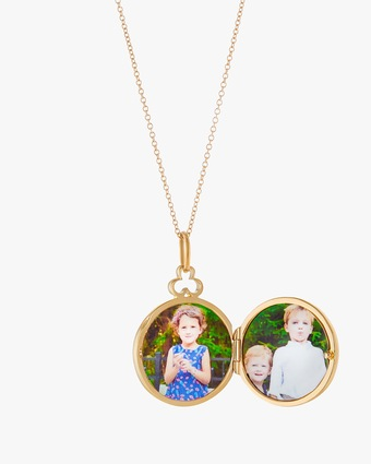 Devon Woodhill Rainbow Jane Small Locket 2