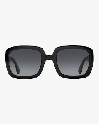 D Dior Square Oversized Sunglasses