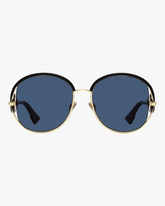 Dior New Volute Round Sunglasses