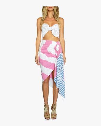 Tulum Multi Cover Up Skirt