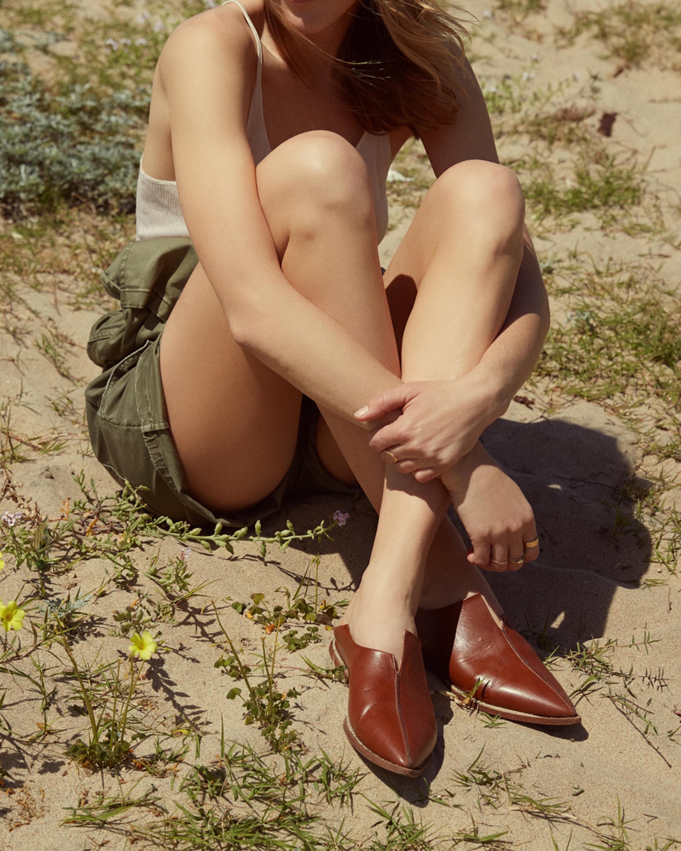 Talitha Babouche Slipper