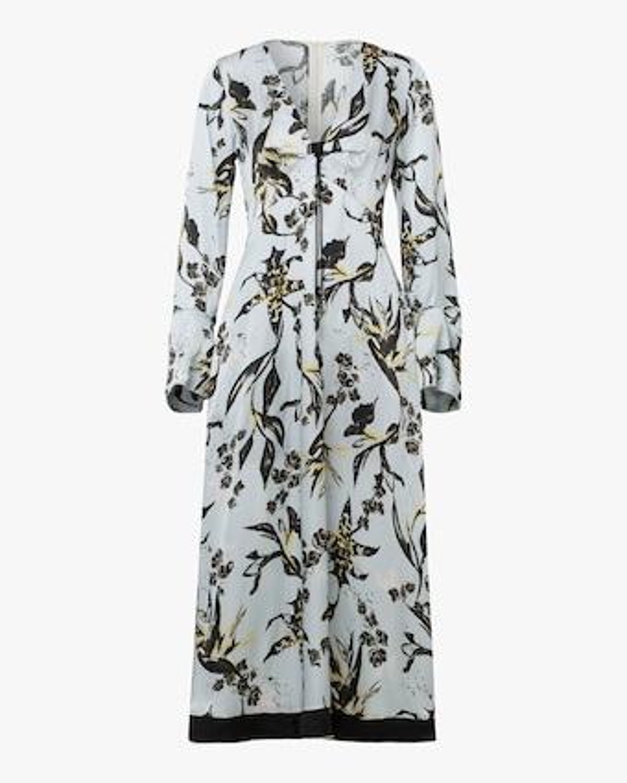 Tamed Florals Dress