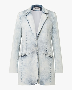 New Denim Light Wash Blazer