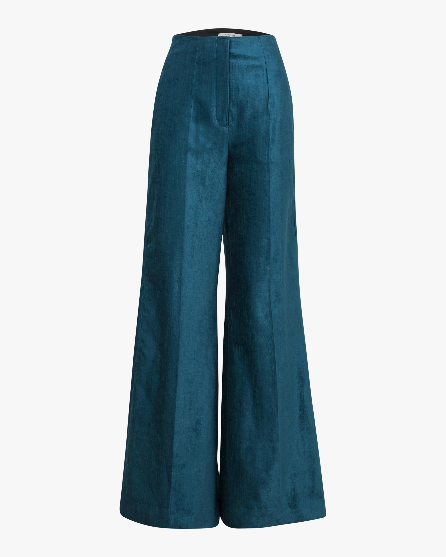 Glamorous Velvet Wide Leg Pants