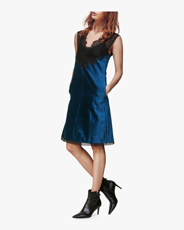 Glamorous Velvet Dress