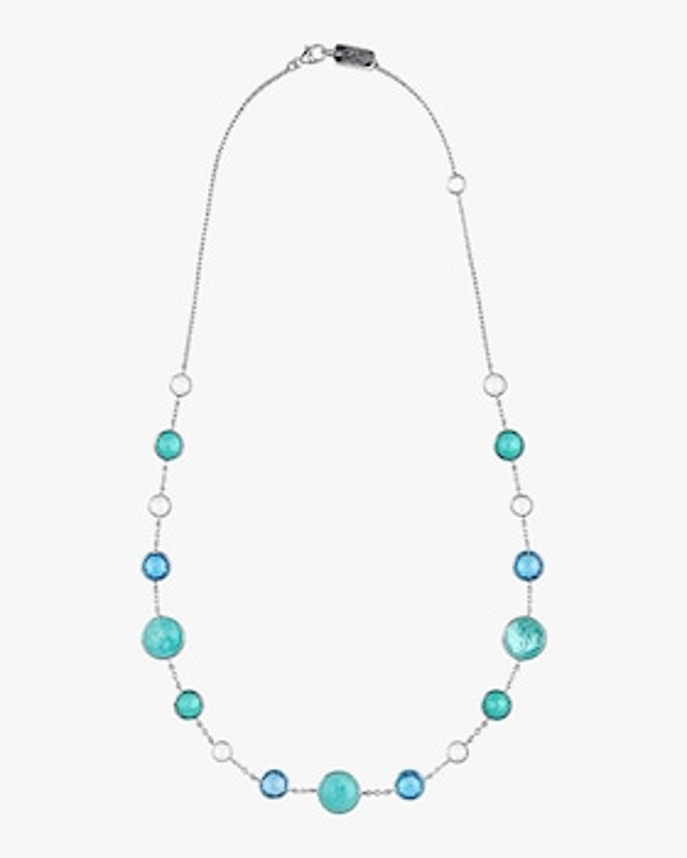 Lollipop Lollitini Waterfall Short Necklace